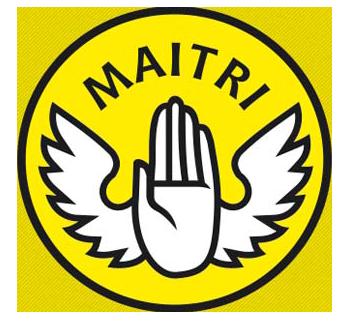 Logo Ruchu MAITRI