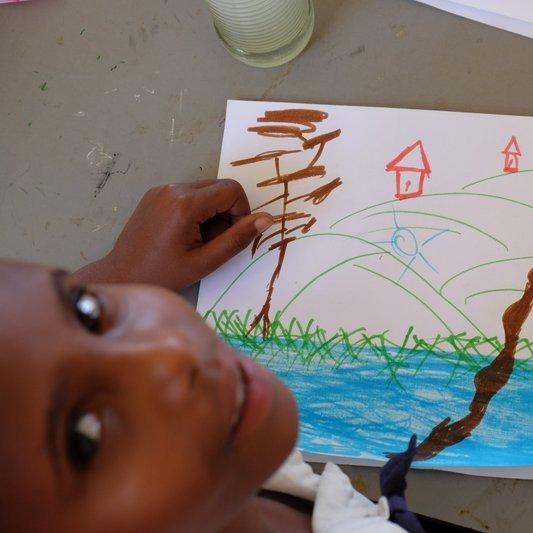 Adopcja Serca krótkoterminowa - opłać jeden semestr nauki dla dziecka z Afryki