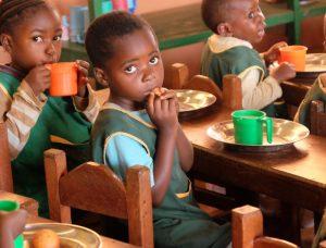 Fundusz dożywiania głodujących dzieci