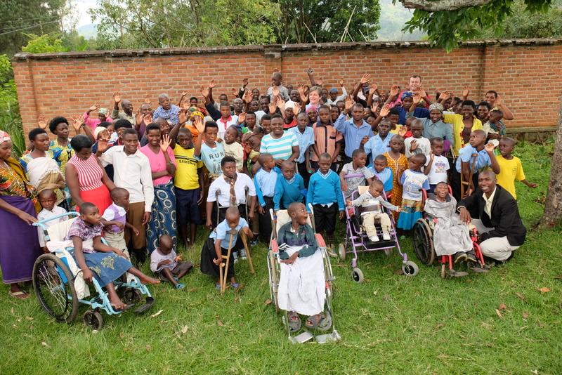 Adopcja Medyczna w Rwandzie – opowieść Modeste
