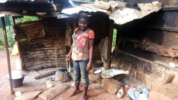Pomoc w budowie domu Ruch Maitri Adopcja Serca Pomoc Afryce 01