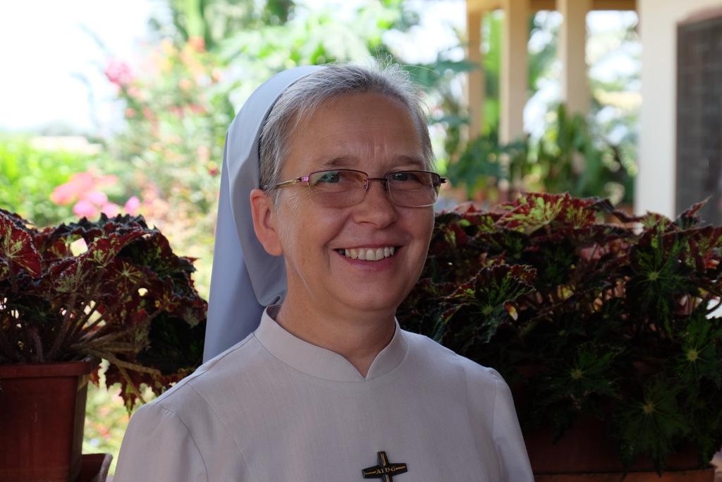Doume, Kamerun Siostra Fabiana Lietgeber SAC