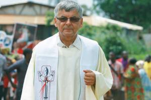Franciszek Filipiec MIC, Zgromadzenie Marianów. Misja: Atok, Kamerun