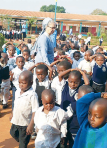 s. Fabiana Leitgeber, Zgromadzenie Sióstr Misjonarek Apostolstwa Katolickiego. Doume, Kamerun.