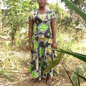 Wyprawka na zakończenie szkoły dla Anity Kanyere z Ntamugenga Ruch Maitri Pomoc Afryce 01
