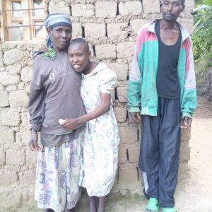 remont domu w Nyakinama Ruch Maitri Adopcja Serca 01