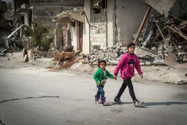 pomoc Syrii pomoc Aleppo Ruch Maitri Adopcja Serca 01