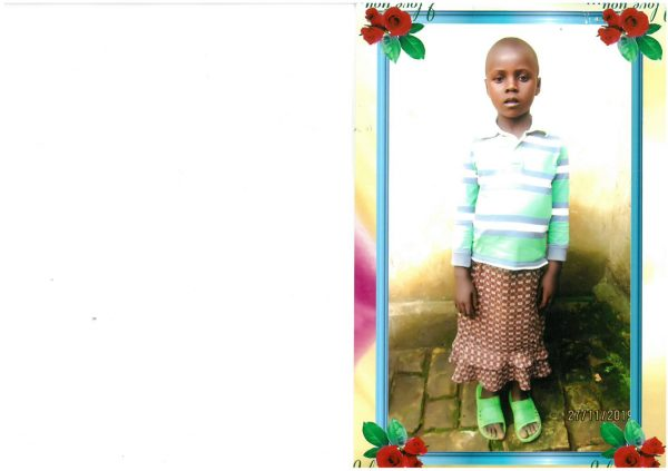 zakup krowy w Kabgayi Rwanda pallotynki Ruch Maitri Adopcja Serca