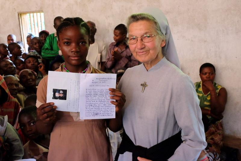 Adopcja Serca listy do dzieci