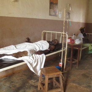 Zbiórka na leki dla chorych z przychodni w misji Djouth w Kamerunie Adopcja Sera Ruch Maitri 01