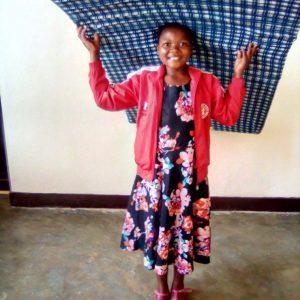 Dodatkowa pomoc na wyposażenie domu podopiecznej programu Adopcja Serca 01 Ruch Maitri Rwanda