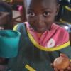 Żywność dla przedszkolaków i uczniów Ruch Maitri Adopcja Serca pomoc Afryce 01