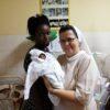 laboratorium siostry Opatrzności Bożej Adopcja Serca pomoc Afryce Ruch Maitri 03