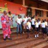 Żywność dla przedszkolaków i uczniów Ruch Maitri Adopcja Serca pomoc Afryce 06